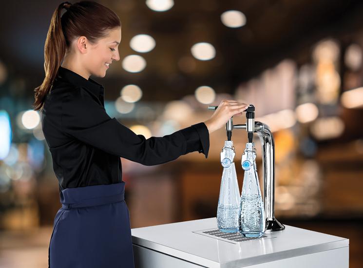 Brita bouteilles d'eau