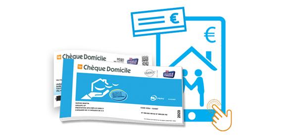 Chèque Domicile