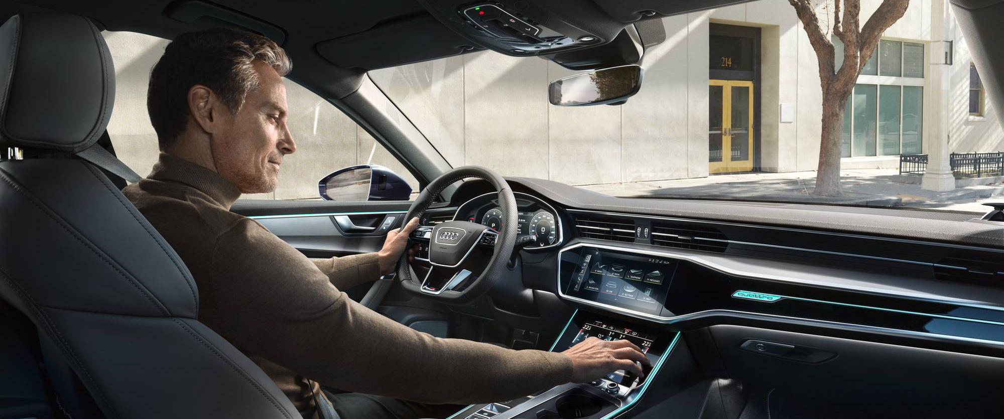 Audi Fleet Solutions