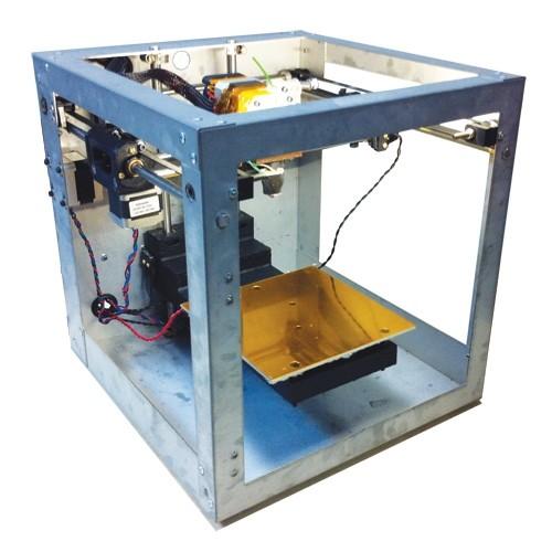 Choisir une imprimante 3D : Solidoodle