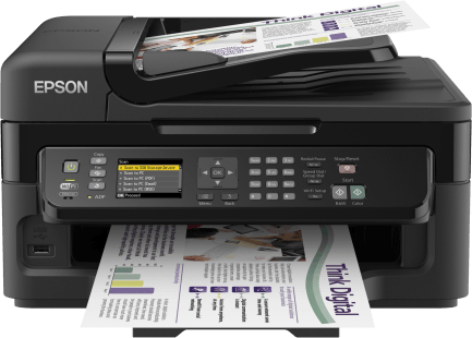 Epson WorkForce WF- 2540WF