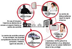 Vidéoprotection, télésurveillance : comment ça marche ?