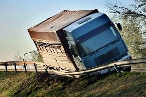 Transport de marchandises : que faire en cas de sinistre ?