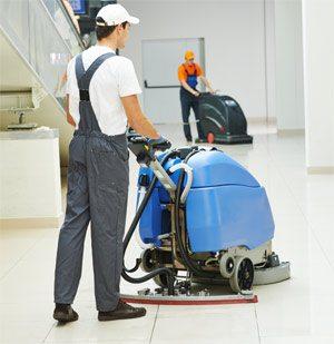 Matériel de nettoyage : autolaveuse