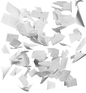 Papier d'imprimante : qualités et formats variés