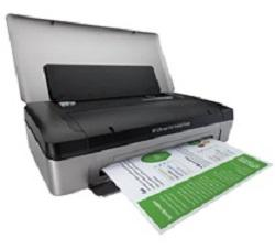 Imprimante portable HP Officejet 100