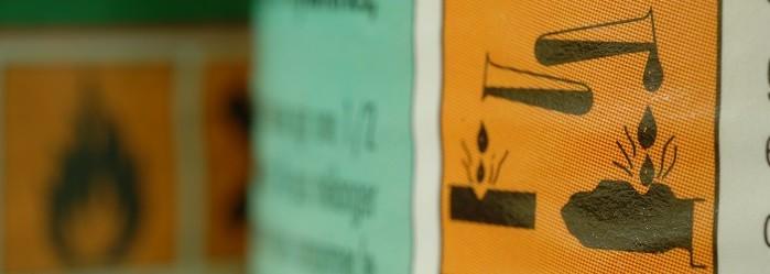 Stockage de produits chimiques dangereux