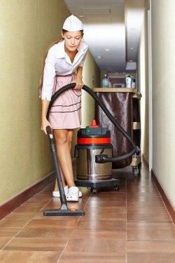aspirateur pour professionnels de l'hôtellerie