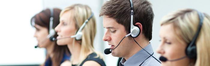 bureau call center