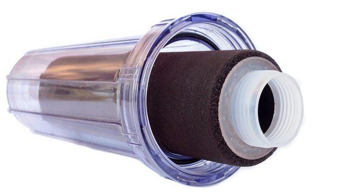 filtre à eau fontaine