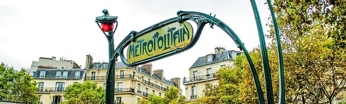 mobilier urbain paris