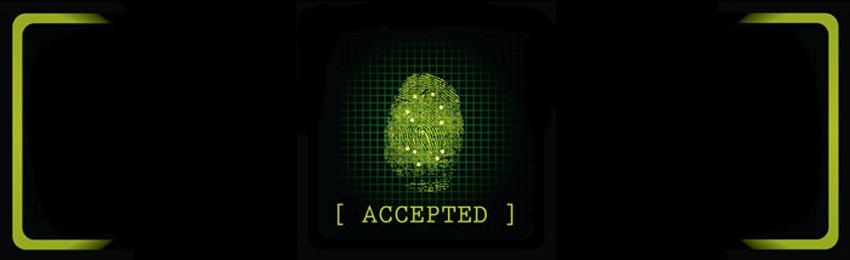 contrôle d'accès biométrique