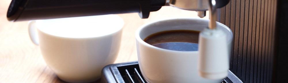 machine à café de bureau entretien