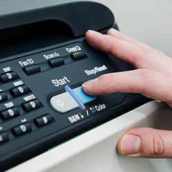 Contrat de location de photocopieur professionnel