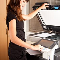 Définition copieur multifonction imprimante photocopieur