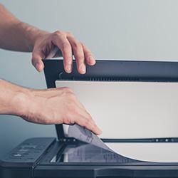 Imprimante photocopieur scanner fax