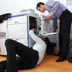 Pannes photocopieur