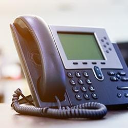Installation téléphonie fixe professionnelle