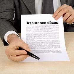 Assurance capital décès définition