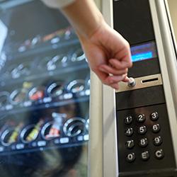 approvisionnement distributeur automatique