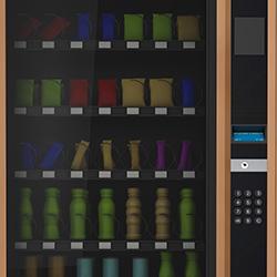 distributeur automatique dépôt gratuit