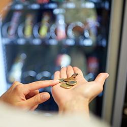 Systemes de paiement pour distributeur automatique