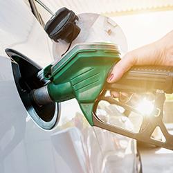 géolocalisation automobile consommation carburant temps réel