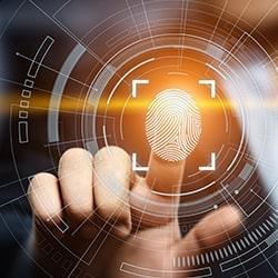 accès biométrique définition