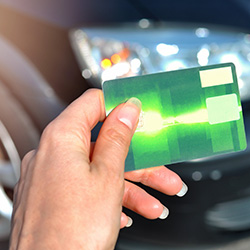 Obtenir des cartes carburant