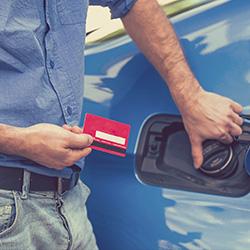 Utilisation cartes carburant