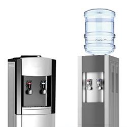Types de fontaines à eau pour entreprise