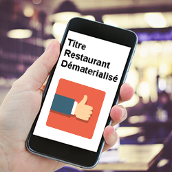 Titres restaurant dématérialisés pour entreprise