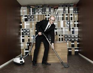 Les fonctionnaires suisses assurent eux m mes le m nage dans leurs bureaux - Recherche menage dans les bureaux ...