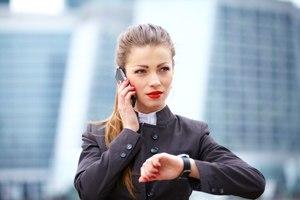 Attente standard téléphonique