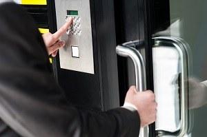 contrôle accès électronique