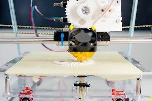 Imprimante 3D à La Poste