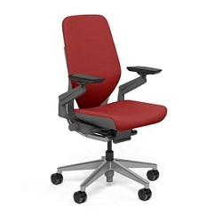 Siège de bureau ergonomique