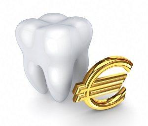 tarif dentiste
