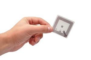 Etiquettes RFID antivol