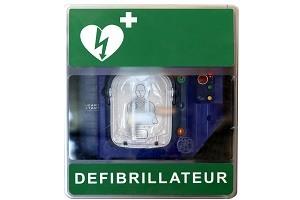 emplacement defibrillateur