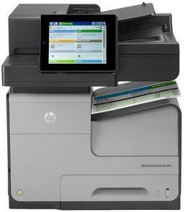 HP : Imprimante jet d'encre OfficeJet pour les entreprises