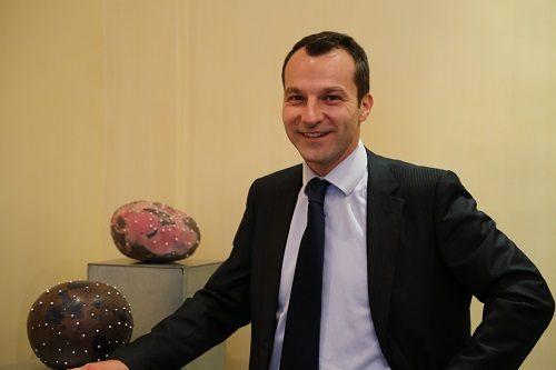 Nicolas Famy, spécialiste de la couverture santé collective.