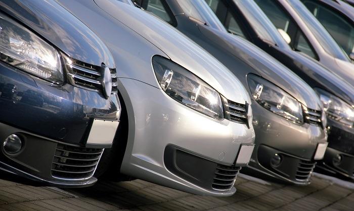 marché automobile européen